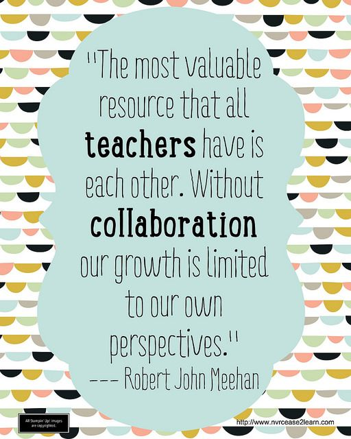 Collaborative Teaching Quotes ~ Collaboration quote angels and superheroes